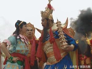 只美鸳鸯不羡仙,为什么中国神仙不能有私情