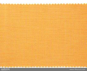黄色锯齿花边布纹背景高清图片