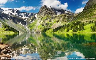 唯美迷人的自然风景图片