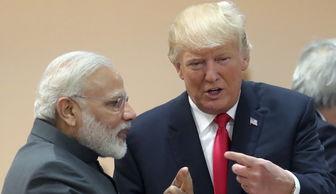 印媒特朗普亚洲首行跳过印度但可能会见莫迪