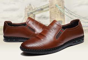 品牌皮鞋排行榜