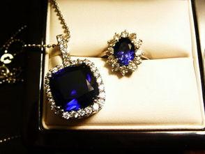 英国王妃蓝宝石订婚钻戒复制品-凯特王妃订婚戒指欣赏 奢华OR寒酸