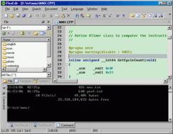 FlexEdit FlexEdit V1.9 9315┊是Windows下的文本 十六进制编辑器┊简体中文绿色免费版