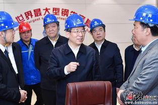 王东峰在唐山市调研检查全面提升防灾减灾救灾能力建设水平