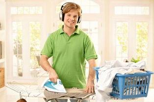 不做家务的男人,不注重责任心