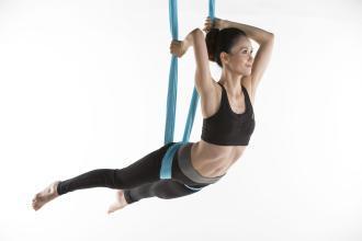 空中瑜伽可不可以减肥