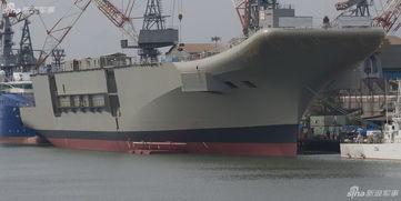 印度拟装备5艘航母 将获美国转让航母技术