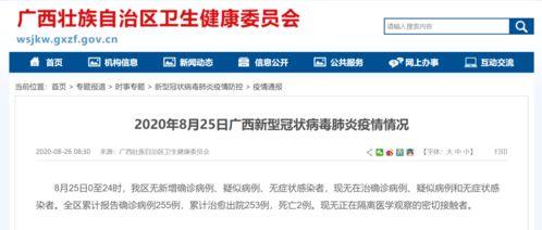 广西昨日无新增确诊病例,31省区市新增15例确诊均为境外输入