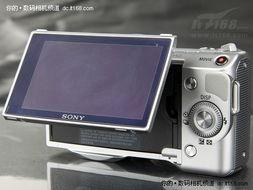 小型化机身 索尼NEX5相机现售价3980元