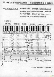 乐理的基础知识小提琴