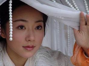 美到窒息白衣仙气十足,赵丽颖灵气,她最惊艳