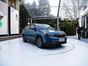 北京赛车车展仅卖11万大众SUV 比缤智高档几倍,上市又得抢着买