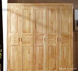 橡木家具衣柜