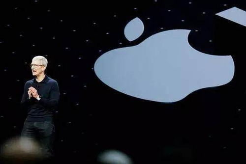 苹果ceo库克美要求解锁iphone中国从未要求