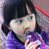 小女孩超萌头像 招人喜欢的小女孩
