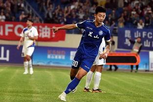 韩超经历伤病欠薪和球队解散,来昆山才真正感到踏实