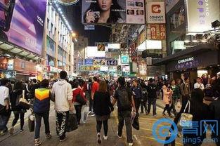 香港最潮的夜生活在哪儿 旺角