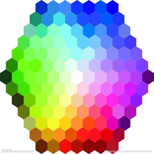 指颜色繁多而艳丽的四客服语