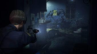 《生化危机2》重制版截图