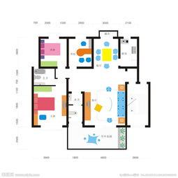 户型图 室内设计图纸图片