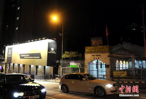 香港工地发现二战遗留炸弹居民旅客疏散