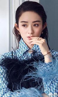 眼睛好看的明星 赵丽颖甜美,杨幂最勾魂,她却让人沦陷