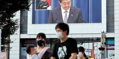 刚刚日本安倍晋三内阁全体辞职