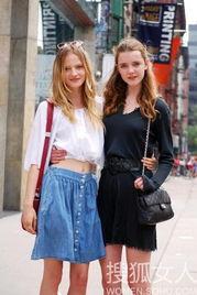 极致纤长 短裤短裙紧身裤拼身材 时尚
