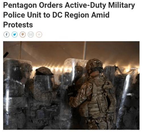 透过风景线,看看美军对内武德充沛的丑恶历史