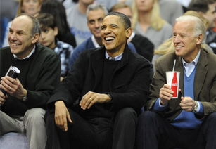 2010年1月30日,美国总统奥巴马和副总统拜登及部分白宫官员当日在华盛顿verizon中心观看了乔治敦大学和杜克大学的篮球比赛.