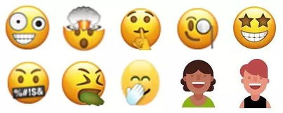 Emoji 又新增表情了,是不是该准备新一轮表情包大战了