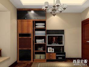 定制多层实木衣柜价格