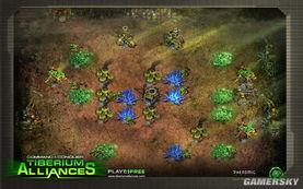 EA页游RTS 命令与征服 泰伯利亚联盟 公布