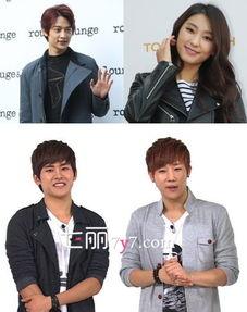 runningman2014偶像特辑录制 SHINee和2PM加持SISTAR性感来袭