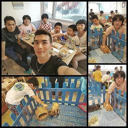 香港开了第一间兔子咖啡馆,真的把我萌住啦