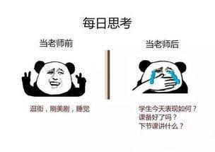 当老师前vs当老师后,哈哈哈哈哈哈