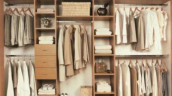 夫妻衣柜怎么划分