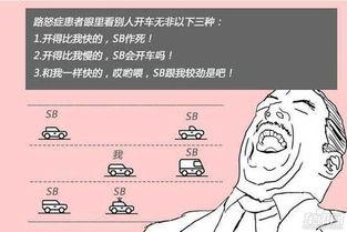 路怒症是病吗女司机真的该打吗