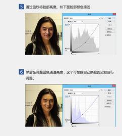 ps软件制作人物换脸技术教程 施慧的日志 网易博客
