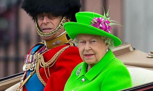 假如菲利普去世了,这位嫁入王室的男人,将获得什么规格葬礼