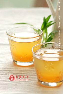 香梨木瓜茶 香梨木瓜茶做法 香梨木瓜茶怎么做好吃