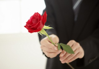情人节送花祝福语