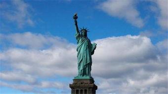 美国自由女神突然灯灭了 原因说法不一