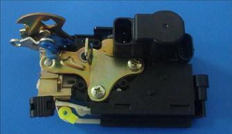 奇瑞A5四门锁体价格 酷配网汽车配件车门锁产品区