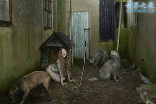 世界上15个被动物养大的野人,生命之殇 图 5