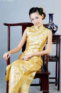 旗袍的风韵