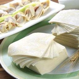 自己做饺子皮怎么和面(饺子皮的面怎么做)