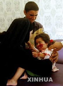 档案揭露美军在伊拉克暴行 枪杀幼童无恶不作图
