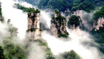 宜昌建成世界最长绝壁栈道 悬空踏步宛若仙境