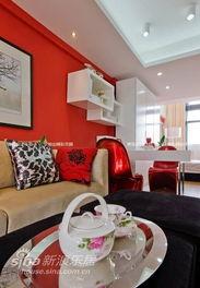 现代风格复式家庭卧室墙面装修效果图